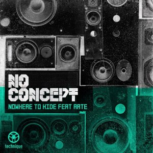 No Concept - Nowhere To Hide [Soundcheck EP]