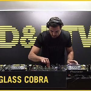D&BTV Live #212 Titan Records takeover - Glass Cobra - YouTube